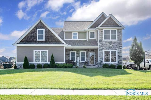 8543 Valley Gate, Waterville, OH 43566 (MLS #6075965) :: Key Realty
