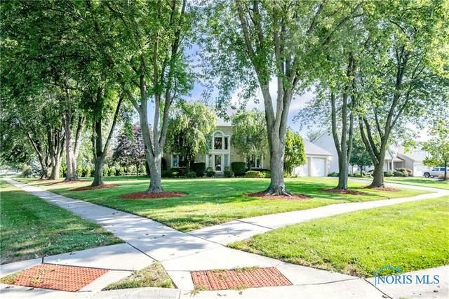 375 Valley Lane, Perrysburg, OH 43551 (MLS #6075989) :: Key Realty