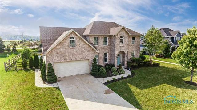 4852 Round House Circle, Monclova, OH 43542 (MLS #6075995) :: RE/MAX Masters