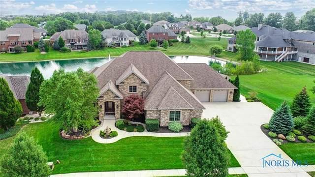 8397 Lakeside Drive, Findlay, OH 45840 (MLS #6076028) :: iLink Real Estate