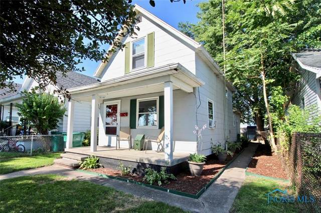 147 Bacon Street, Rossford, OH 43460 (MLS #6076104) :: Key Realty