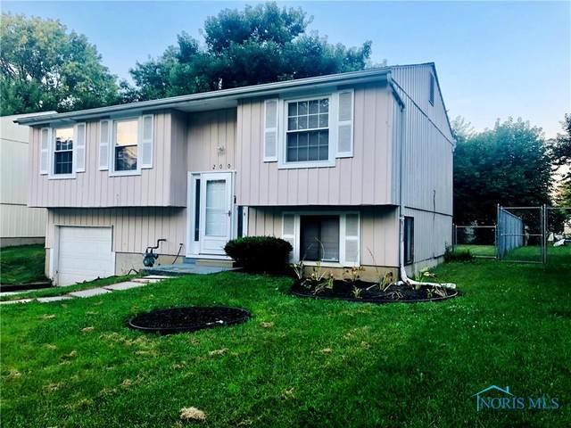 200 Kingswood Trail Drive, Toledo, OH 43615 (MLS #6076113) :: Key Realty
