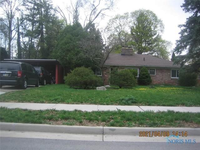 2717 Oxbridge Drive, Toledo, OH 43614 (MLS #6076129) :: RE/MAX Masters