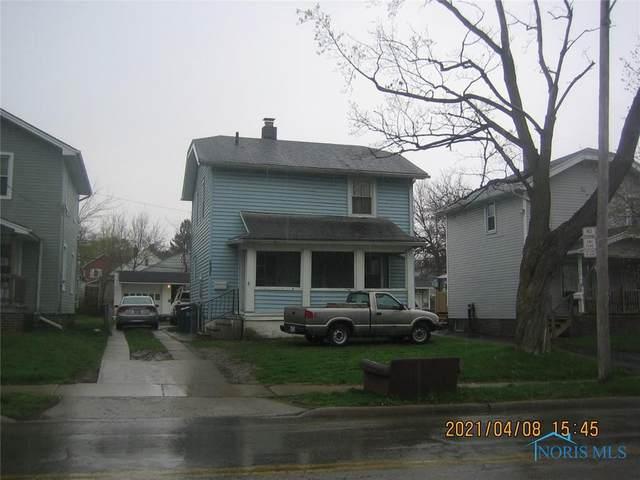 1731 Berdan Avenue, Toledo, OH 43613 (MLS #6076140) :: Key Realty