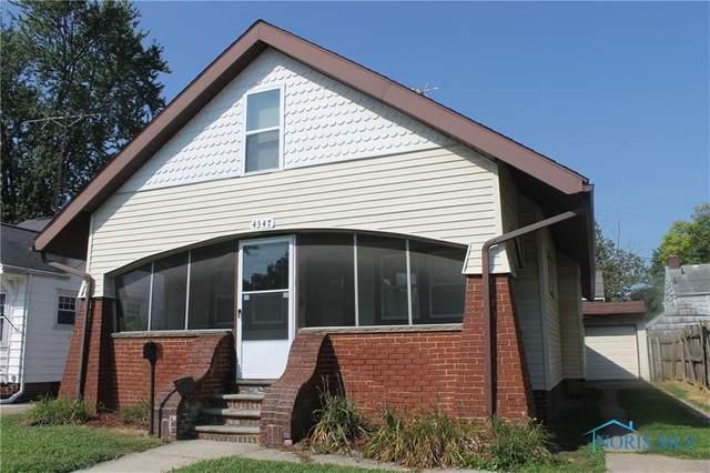 4347 Kingsbury Avenue, Toledo, OH 43612 (MLS #6076155) :: Key Realty
