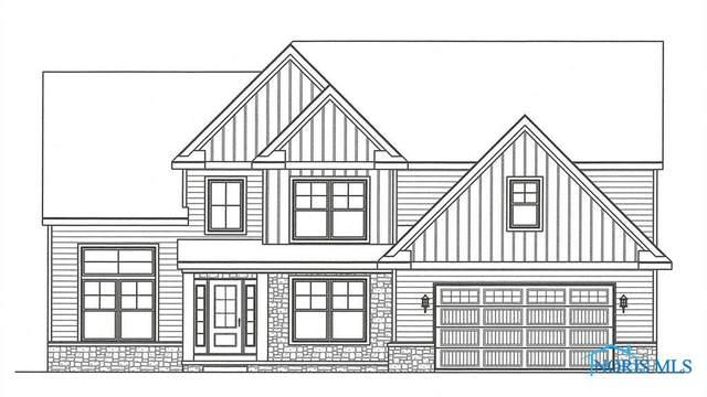 149 Taylors Mill Circle, Perrysburg, OH 43551 (MLS #6076193) :: Key Realty