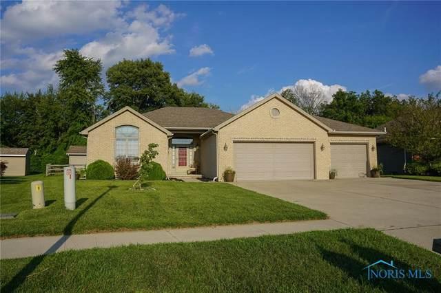112 Crabapple Drive, Swanton, OH 43558 (MLS #6076275) :: Key Realty