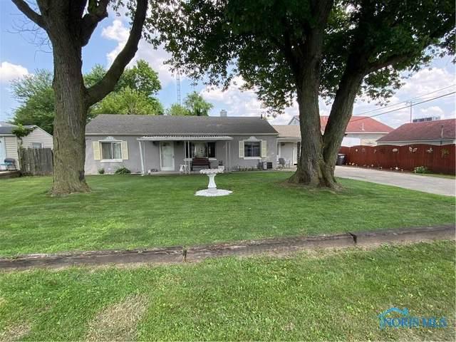 5816 Curson Drive, Toledo, OH 43612 (MLS #6076277) :: CCR, Realtors