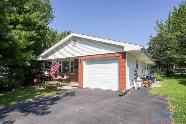 216 Ellis Avenue, Findlay, OH 45840 (MLS #6076285) :: Key Realty