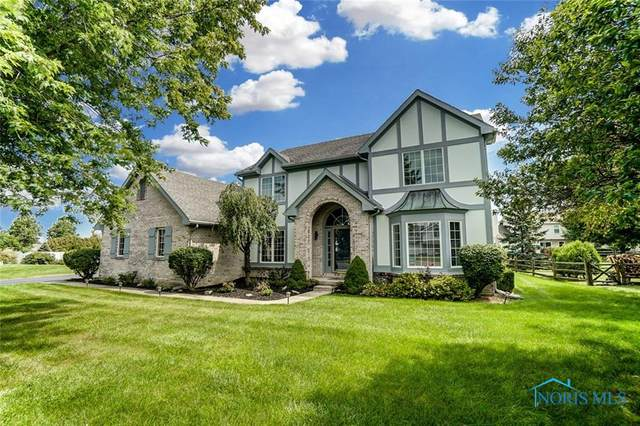 26446 Pin Oak Court, Perrysburg, OH 43551 (MLS #6076298) :: Key Realty