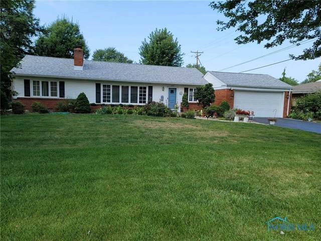 3733 Westchester Road, Toledo, OH 43615 (MLS #6076417) :: RE/MAX Masters