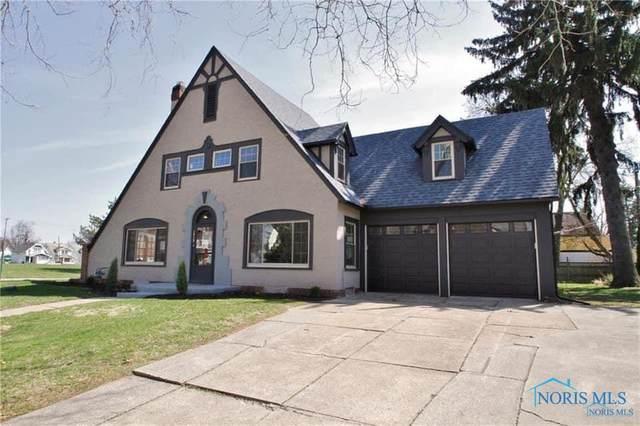 1929 Foster Avenue, Toledo, OH 43607 (MLS #6076420) :: Key Realty