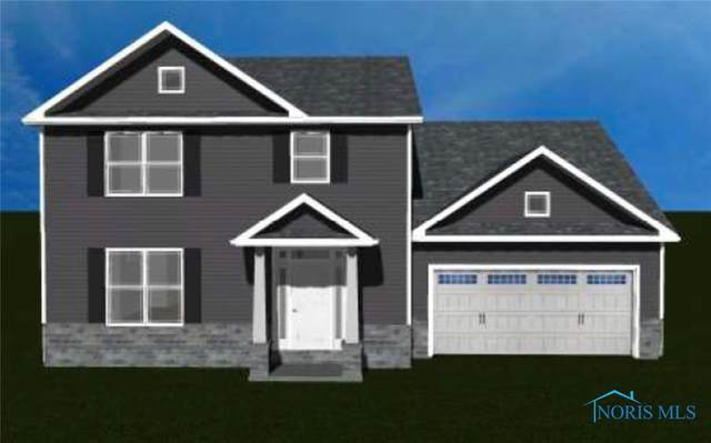 160 Valley Hall Drive, Perrysburg, OH 43551 (MLS #6076439) :: iLink Real Estate