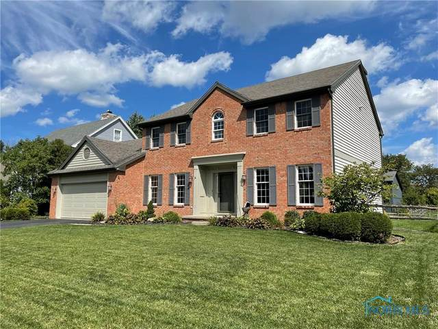 5056 Sprucewood Court, Sylvania, OH 43560 (MLS #6076472) :: Key Realty