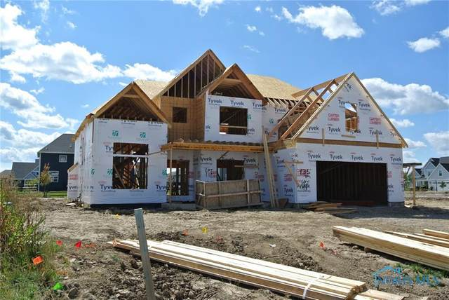 135 Taylors Mill Circle, Perrysburg, OH 43551 (MLS #6076547) :: Key Realty
