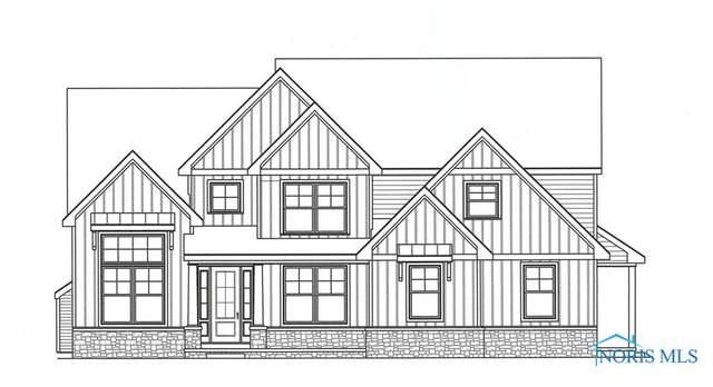 550 Canterbury Blvd, Perrysburg, OH 43551 (MLS #6076552) :: Key Realty