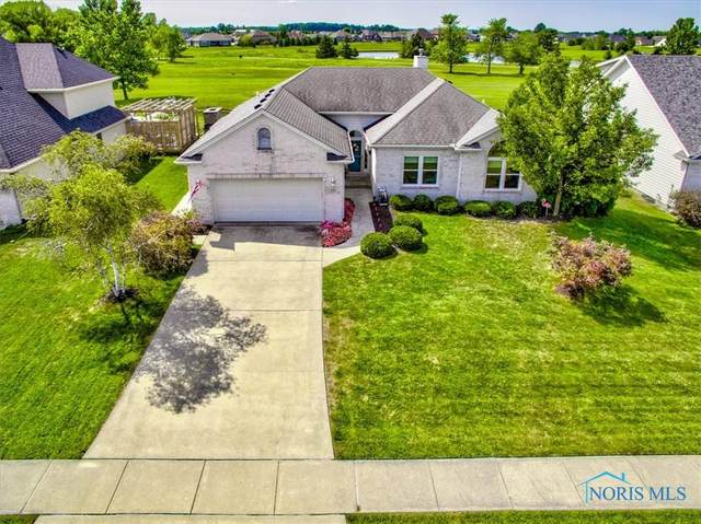 7551 Timbers Boulevard, Waterville, OH 43566 (MLS #6076576) :: Key Realty