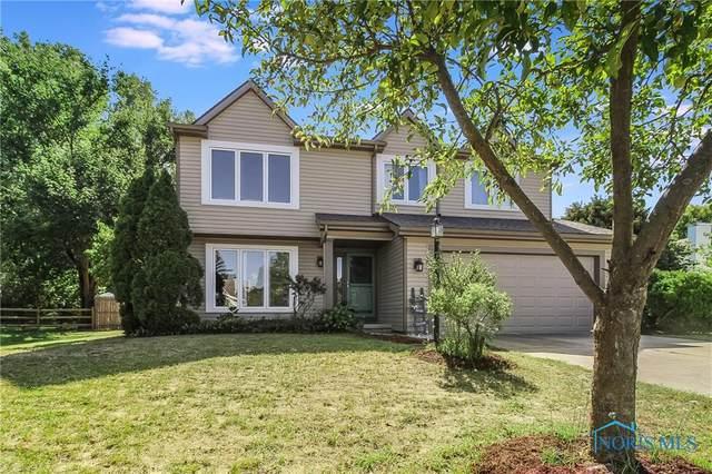 6759 Sparrow Hill Road, Sylvania, OH 43560 (MLS #6076614) :: Key Realty