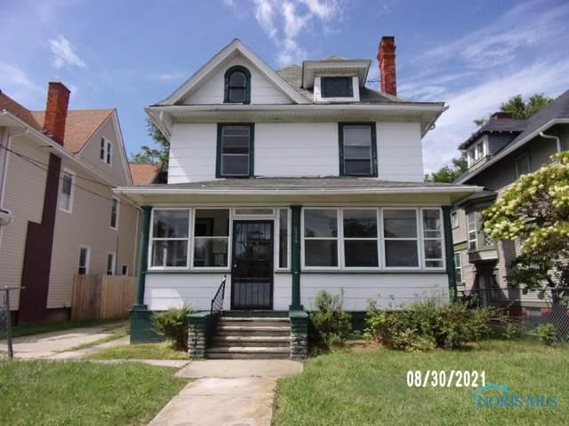2325 Warren Street, Toledo, OH 43620 (MLS #6076658) :: Key Realty
