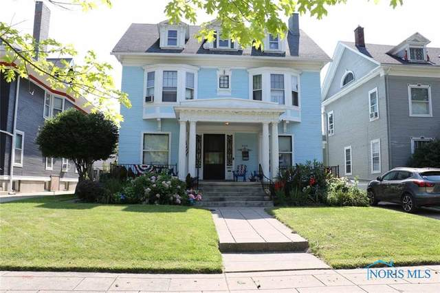 2110 Glenwood Avenue, Toledo, OH 43620 (MLS #6076659) :: iLink Real Estate