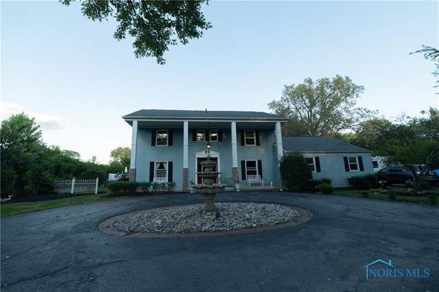 6615 Hutchinson Drive, Waterville, OH 43566 (MLS #6076677) :: Key Realty