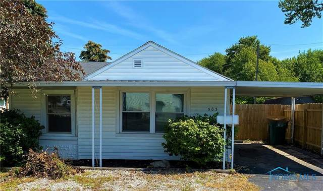 503 Lime City Road, Rossford, OH 43460 (MLS #6076693) :: Key Realty