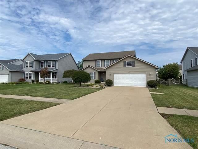 115 Genson Drive, Haskins, OH 43525 (MLS #6076730) :: Key Realty