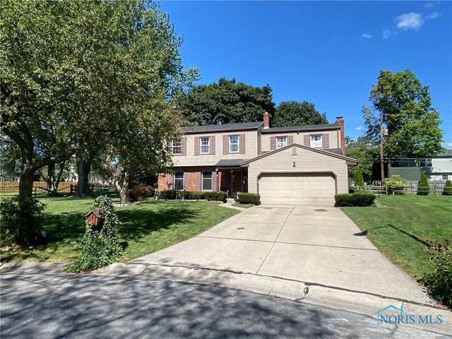 5747 Fairhaven Road, Sylvania, OH 43560 (MLS #6076772) :: iLink Real Estate