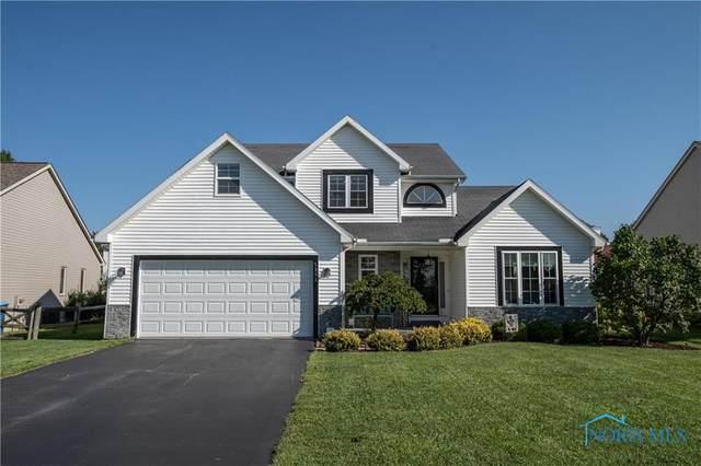 7252 Twin Lakes Road, Perrysburg, OH 43551 (MLS #6076813) :: Key Realty