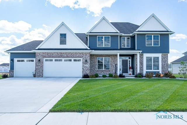 7361 Hunters Chase, Maumee, OH 43537 (MLS #6076859) :: iLink Real Estate