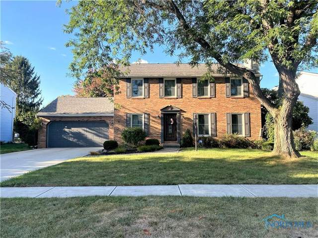 6444 Scarsdale Road, Maumee, OH 43537 (MLS #6076943) :: Key Realty