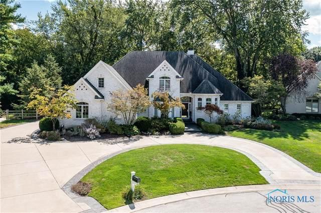 7255 Copperwood Lane, Sylvania, OH 43560 (MLS #6076965) :: Key Realty