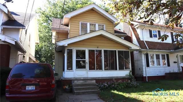 528 E Hudson Street, Toledo, OH 43608 (MLS #6076976) :: Key Realty