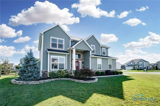 25330 Addington Court, Perrysburg, OH 43551 (MLS #6076983) :: Key Realty