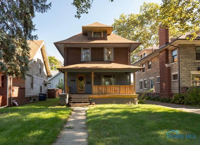 144 University Boulevard, Toledo, OH 43614 (MLS #6076994) :: Key Realty