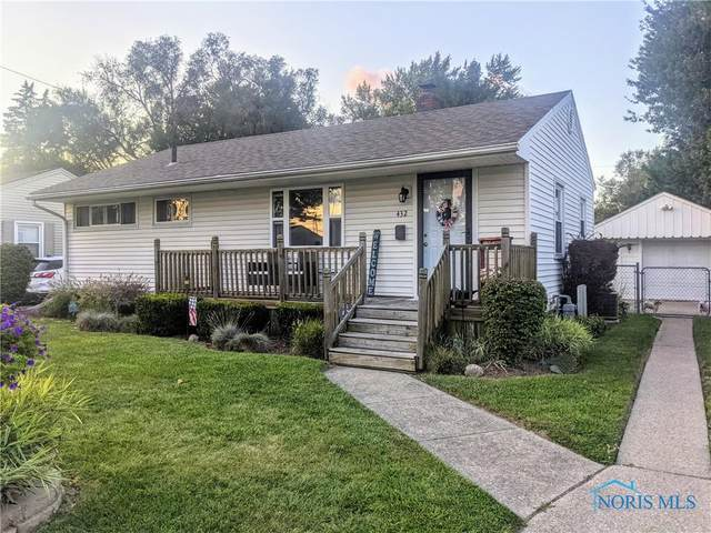 432 Southdale Road, Toledo, OH 43612 (MLS #6077005) :: RE/MAX Masters