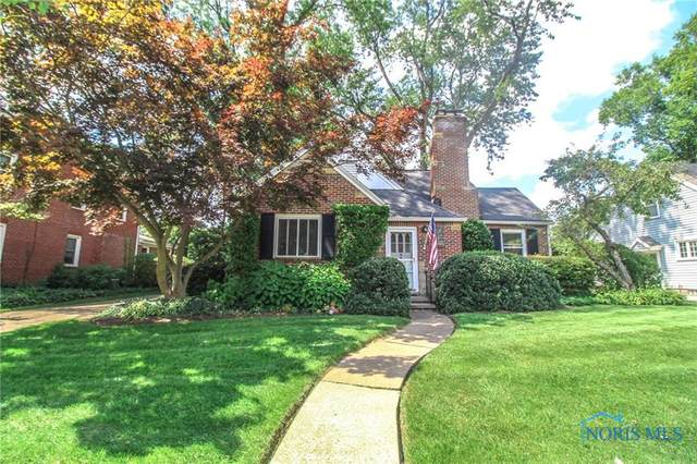 5827 Garden Park Drive, Sylvania, OH 43560 (MLS #6077033) :: Key Realty