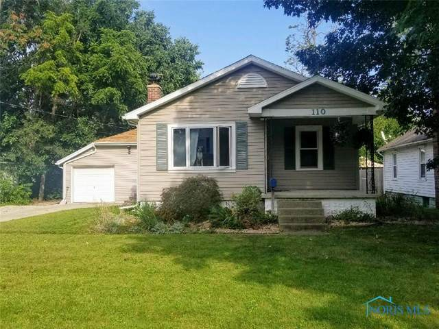 110 Allen Drive, Swanton, OH 43558 (MLS #6077082) :: Key Realty