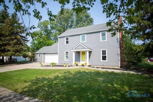 713 Meadow Springs Court, Maumee, OH 43537 (MLS #6077090) :: iLink Real Estate