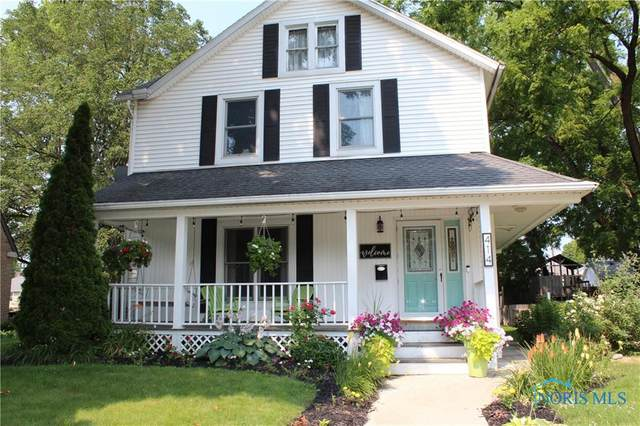414 W Park Street, Wauseon, OH 43567 (MLS #6077107) :: Key Realty