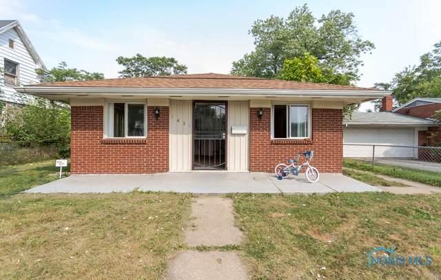 1431 Moore Street, Toledo, OH 43608 (MLS #6077128) :: CCR, Realtors