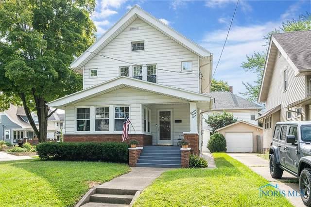 1927 Princeton Drive, Toledo, OH 43614 (MLS #6077130) :: Key Realty