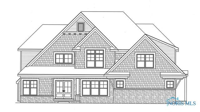 520 Canterbury Blvd, Perrysburg, OH 43551 (MLS #6077137) :: Key Realty