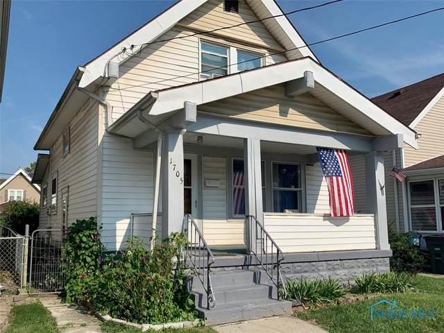 1705 Cutter Street, Toledo, OH 43605 (MLS #6077139) :: Key Realty