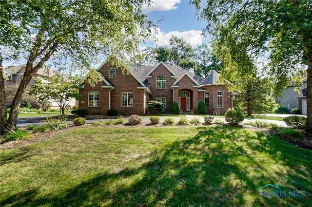 2420 Waterford Village Drive, Sylvania, OH 43560 (MLS #6077153) :: Key Realty