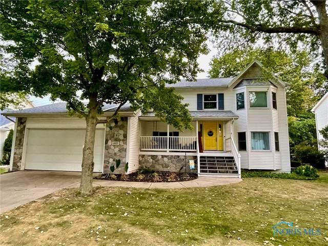 1925 Reinwood Drive, Toledo, OH 43613 (MLS #6077216) :: Key Realty