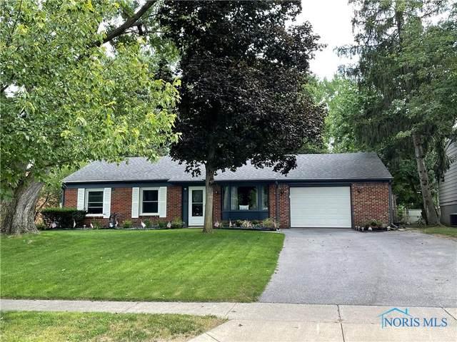 4620 E Wickford Drive, Sylvania, OH 43560 (MLS #6077239) :: Key Realty