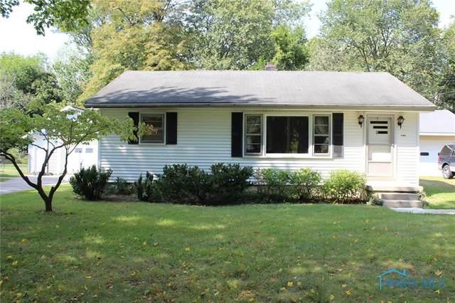 216 Water Street, Pemberville, OH 43450 (MLS #6077246) :: RE/MAX Masters