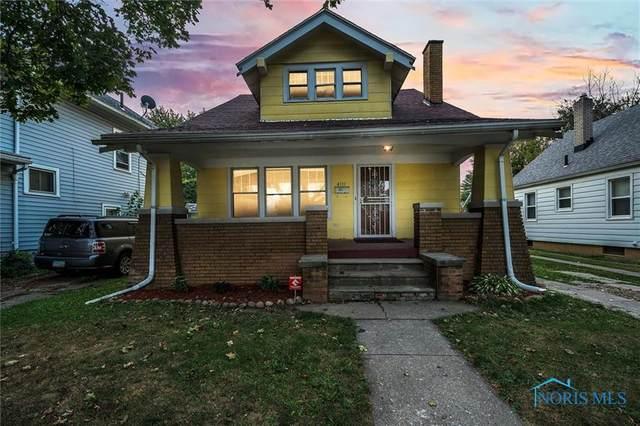 4111 Caroline Avenue, Toledo, OH 43612 (MLS #6077248) :: iLink Real Estate