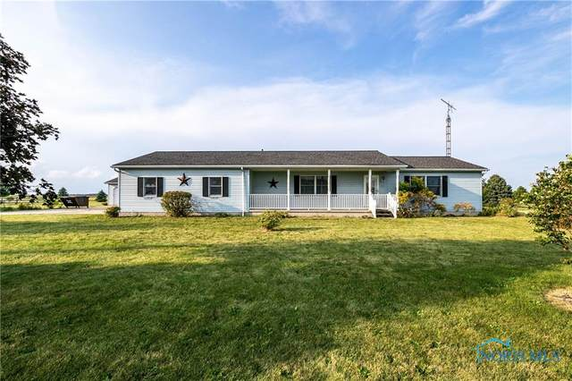 14418 County Road T, Napoleon, OH 43545 (MLS #6077260) :: RE/MAX Masters